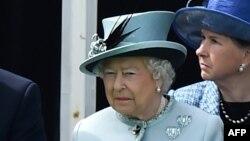 Ұлыбритания ханшайымы Елизавета II.