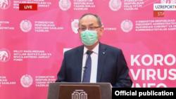 За последние месяцы Нурмат Атабеков стал известен широкой общественности, ежедневно выступая на брифингах, посвященных развитию эпидемиологической ситуации по коронавирусу в стране.
