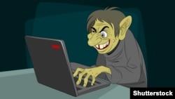 İnternet trolu