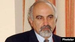 Председатель объединения «Национальное самоопределение» Паруйр Айрикян
