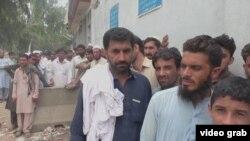 شماری از مهاجرین افغان مقیم پاکستان