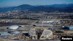 Cочиялда Олимпиадаялъул стадион, 07Maр2013