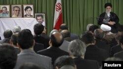 Средба на иранските лидери и нуклеарните инспектори на ОН