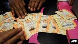 Bileta të lotarisë