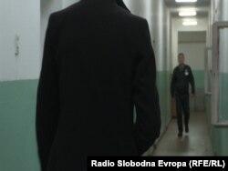 U zatvoru Zenica, 26.oktobra 2017.