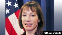 Ambasadorja amerikane në Kosovë Tracey Ann Jacobson