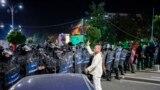 """Colonelul Cătălin Paraschiv, """"dirijorul"""" forțelor de jandarmi la 10 august 2018, a scăpat de anchetă în urma deciziei Tribunalului București"""