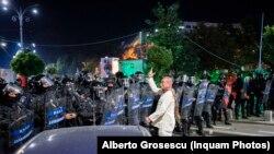 Jandarmi la intervenția din 10 august 2018