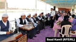حفلة الجالغي البغدادي للضيوف العرب