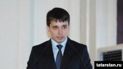 Татарстан студентлары лигасы президенты Тимур Сөләйманов