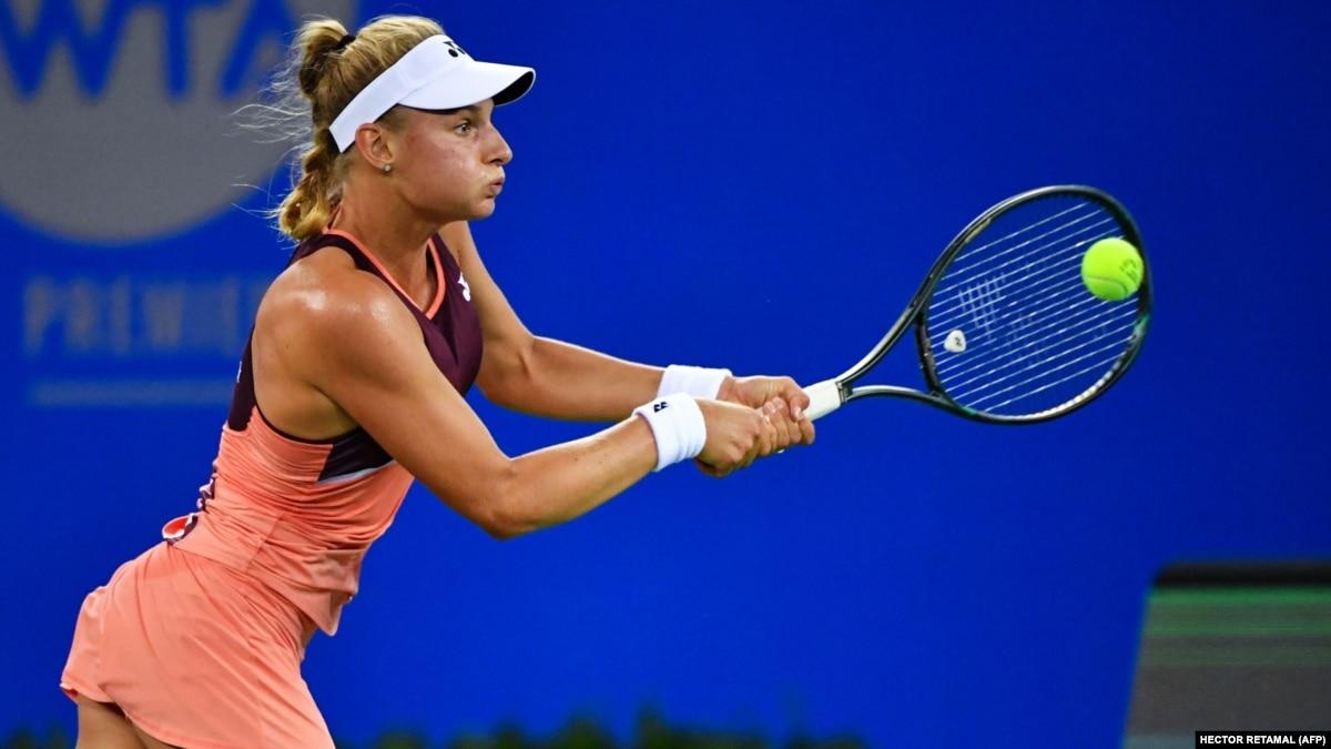 Теннис: Ястремская сыграет с первой ракеткой мира в финале турнира в Аделаиде