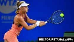 Ястремська була наймолодшою учасницею WTA Elite Trophy