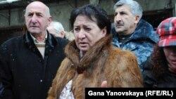 Has opposition leader Alla Dzhioyeva lost her momentum?