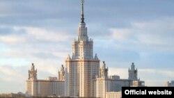 M.V.Lomonosov adına Moskva Dövlət Universiteti