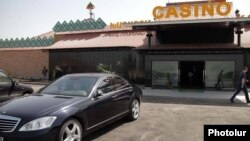 Armenia -- A casino near Yerevan.