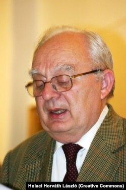 Muzicologul și profesorul clujean Ferenc László (1937-2010)