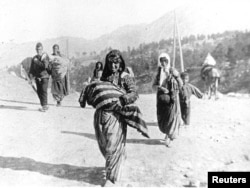 Armenians claim Ottoman troops killed some 1.5 million Armenians and deported many more from their traditional homeland in what is now eastern Turkey.