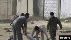 پادگان قندوز، ۱۴ مارس ۲۰۱۱.
