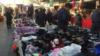 Рынок «Чарсу» в Ташкенте, 10 февраля 2020 года.