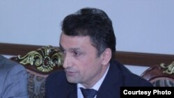 Tajikistan -- Detained Tajik businessman Zaid Saidov, undated