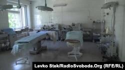 Операційна стабілізаційного пункту в Авдіївці