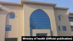 Новая кыргызско-турецкая больница в Бишкеке.