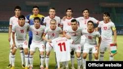 Молодежная сборная Таджикистана