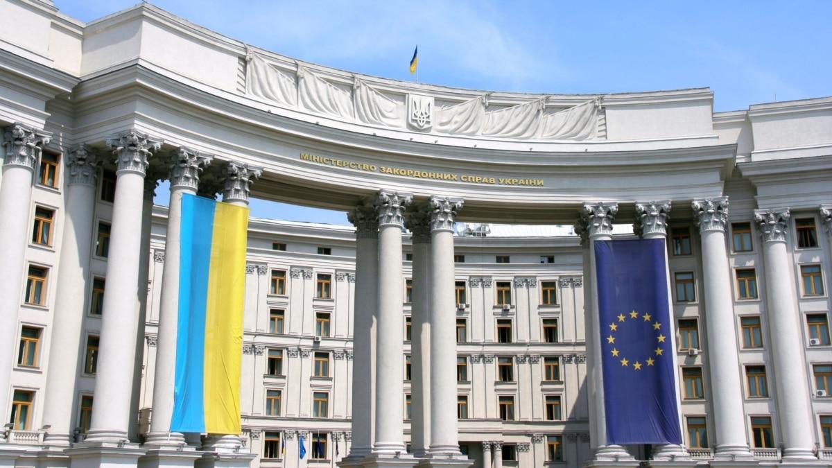 В МИД Украины назвали «репрессивной политикой» российскую паспортизацию в Крыму
