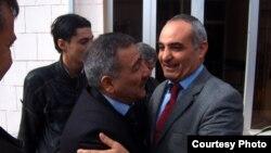 Asif Mərzili azadlıqda, 9 aprel 2009