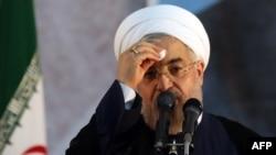 Presidenti iranian, Hassan Rohani (ARKIV)