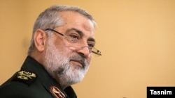 Abolfazl Shekarchi, Spokesman for the Iranian Armed Forces. FILE PHOTO.