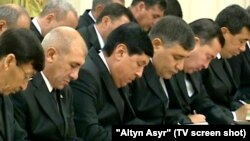 Türkmenistandaky prezident saýlawlaryndan soň täze hökümet düzülýär.