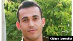 رامین حسینپناهی زندانی اهل استان کردستان ایران