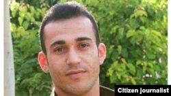 Ramin Hossein Panahi, member of Komala.