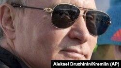 Russiýanyň prezidenti Wladimir Putin