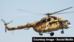 İran. Sepah Helikopteri.