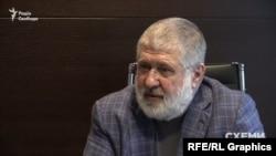 Коломойський: у мене були плани повернутись до України між першим та другим турами, іще до першого туру