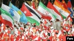 افتتاحیه پانزدهمین بازی های آسیایی در قطر