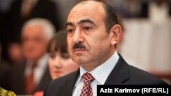 Prezident Administrasiyası ictimai-siyasi məsələlər şöbəsinin müdiri Əli Həsənov