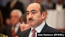 Azerbaijan -- Baku. Ali Hasanov, 5 March 2014