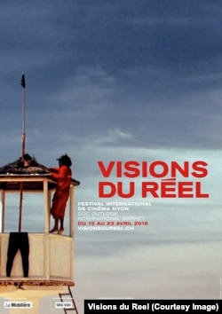 Постер фестиваля Visions du Reel