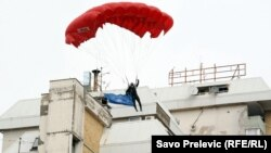 Proslava 66 godina NATO u Podgorici, ilustrativna fotografija