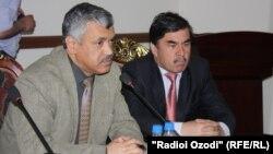 пресс-конференция 10 мая, Душанбе