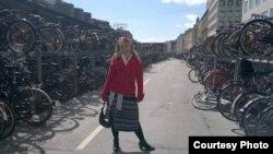 Аліна Процик – кандидат у депутати від столиці Данії Копенгагена