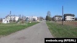 Пасёлак для перасяленцаў у Расьне