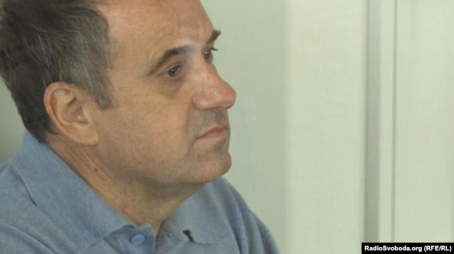 Олександр Атаманюк, начальник управління будівництва Держприкордонслужби України
