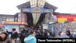 """Рынок """"Дордой"""" в Бишкеке"""