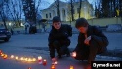 Акцию памяти проводят в США, на Украине, в Польше, Бельгии, Франции, других странах