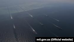 Июльский «Бриз»: учения Украины и США в Черном море | Радио Крым.Реалии