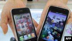 Мобильные телефоны Samsung Electronics' Galaxy S